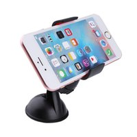 Wholesale Tomtom Windshield - Wholesale- 360 Degree Car Auto Navigation Mount Holder Magnetic Vehicle Rotating Phone GPS Windshield Mount Holder Stand For Tomtom