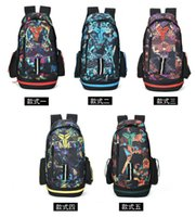 Wholesale Leopard Tie For Men - 2017 wholesale Fashion style KOBE Men Backpacks Basketball Bag Sport School Bag For Teenager Outdoor Backpack Marque Mochila free shipping