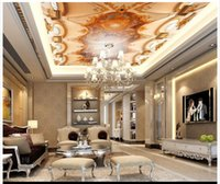 European ceiling murals canada high quality custom 3d ceiling wallpaper murals wall paper neo