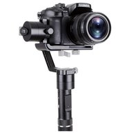 Wholesale Dslr Handheld - Zhiyun Crane M Handheld Stabilizer Gimbal for DSLR Cameras Gopro Hero5 4 Xiaomi yi SJ Action Cams Support 650g Smartphone