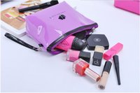 Wholesale Wholesale Sublimation Bags - Factory wholesale Sublimation pvc custom makeup bag  travel hanging PVC toiletry cosmetic bag pouch