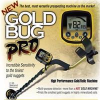 Wholesale Metal Ground Finder - 2017 New Professional Gold Bug Pro Detector Ground Metal Finder Underground Gold Fisher Digger