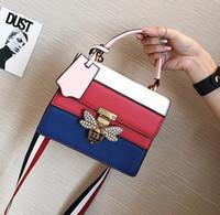 8ec28793039 borsa di cuoio della borsa della donna della borsa elegante della borsa di  modo all ingrosso di marca della farfalla del clamshell del diamante borsa  di ...