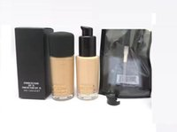 Wholesale 15 Foundation Liquid - HOT Makeup STUDIO FIX FLUID SPF 15 Foundation Liquid 30ML High quality