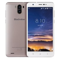 Wholesale R6 Screen - Wholesale Original 5.5 inch QHD 1GB RAM 16GB ROM MT6580 Quad Core Android 7.0 8.0MP 3000mAh Smartphone Blackview R6 Lite