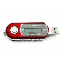 Wholesale Max Watch - Wholesale- Hot sale!! Brand New USB AAA battery MP3 Music Player with FM Radio support TF card,max to 32GB