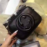 Wholesale famous brands Soho shoulder bags Genuine Leather crossbody bag for women tassel bag real leather handbags flap messenger bags high quality
