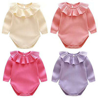 Wholesale Costume Bodysuit Outfit Romper - Cute Newborn Infant Toddler Baby Girl Clothes A001 Romper Bodysuit Outfits 0-12M & Photo Photography Costume Prop Set