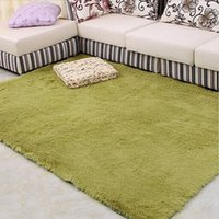 Wholesale Polyester Shaggy Carpets - Home textile Living the Living room bedroom carpet modern carpet mat size: 40*160CM Wholesale and retail