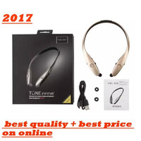 Nave veloce HBS 900 Wireless Headset Sport Neckband cuffie in-ear Auricolari Bluetooth Stereo Headset per LG HBS-900 di Samsung di iPhone