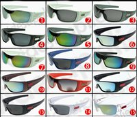Wholesale Cheap Oval Frames - 15 Colors Popular Sunglasses Eyewear Big Frame Sun Glasses Brand Designer Sunglasses for Men and Women Cheap Sunglasses