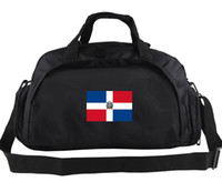 Wholesale Play Grounds - Dominica duffel bag Field race tote Play ground backpack Football luggage Sport shoulder duffle Outdoor sling pack