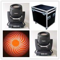 Wholesale 2xlot with flight case R W Beam Spot Wash in Moving Head Light DJ Disco Club Stage Light beam light