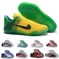 Wholesale Sale Woven Table - 2017 Kobe 11 XI Low men Basketball Shoes kobe 11 Elite Running Shoes KB XI Weaving Sports shoes Casual Sneakers high quality sale