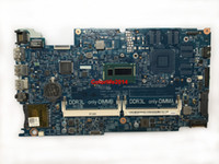 Wholesale Inspiron Laptop Motherboards - for Dell Inspiron 7537 CN-0C8YDH C8YDH DOH50 48.47L01.021 SR16Z I7-4500U DDR3L Laptop Motherboard Mainboard Working perfect