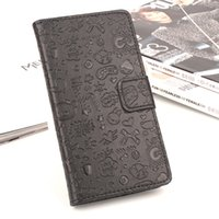 Wholesale Magic Girl Iphone Leather - RW5205 Magic Girls Leather Stand PU Case for iPhone 6 6S