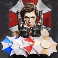 Wholesale Evil Toys - NEW Resident Evil Umbrella Hand Spinner Metal Fideget Spinner Gyro EDC Spinner Finger Gyro Adult Children Fidget Toys OTH412