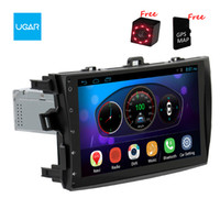 Wholesale Android Toyota Corolla - 9 inch Toyota Corolla 2011-13 Quad Core 1024*600 Android Car GPS Navigation Multimedia Player Radio Wifi
