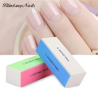 BN4SB001 block removal - The Newest Nail Art Buffer File Block Sponge Nail File and Buffer Manicure Tools Side Removal Tool for Gel Nail Polish Block