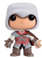 Wholesale Ezio Figure - Funko POP Games: Assassin's Creed Ezio Vinyl Figure with Original Box Good Quality Free Shipping