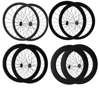 Apenas 1080g Ultra Light Carbon Wheels 24mm 38mm 50mm 60mm 88mm Carbon Clincher Tubular Wheelset Road Bike Bicycle Wheels