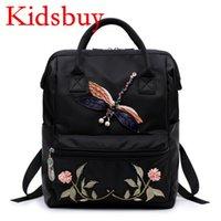 Wholesale Lovely Kids Shop - Kidsbuy Children's New backpacks Kids newest School bags for outdoor Girls Lovely stylish shopping bag Womans Brand bag kid backpacks KB070