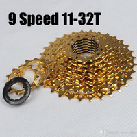 Wholesale Hot Sale Speed Gold With Special Surface S T Bicycle Freewheels MTB Bike Freewheels Fit For S Chain And Hubs