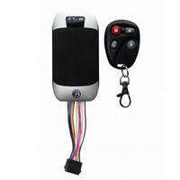gsm uzaktan kumandalı telefon toptan satış-303F GPS Tracker 303G Araç Araba GPS / GSM / GPRS SMS Uzaktan Kumanda Yakıt Sensörü Gerçek zamanlı Telefon Izleme ile perakende kutu