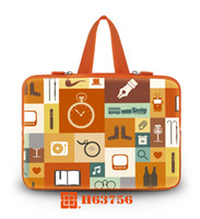 """Wholesale Sleeve Notebook Bags - Factory Price Notebook bag 10"""" bag netbook Sleeve covers case for macbook"""