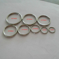 Wholesale Wear Ring - key ring Never rust resistance to wear, 304, 316 stainless steel key ring