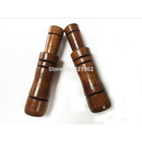 Wholesale Game Caller - Wholesale-Professional Duck Whistle Handmade Wild Duck Calls Wood Hunting Game Callers for Hunter Duck Callers Free Ship