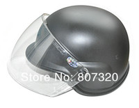 Wholesale Pasgt M88 - Wholesale- US SWAT Paintball M88 PASGT Kevlar Helmet w  Visor OD BK