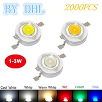 Wholesale BY DHL Real enough Spot light Downlight Bulb W W High Power LED lamp LEDs Diodes Bulb LM Chip SMD