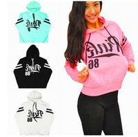 Wholesale Hot Pink Shirts Wholesale - Hot!!! Women Pink Letter Hoodie VS Pink Pullover Tops VS Brand Shirt Coat Sweatshirt Long Sleeve Hoodies Casual Sweater Fashion Hooded Coat