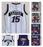 Men special t - Special offer Top Quality Men Toronto jersey Vince Carter Tracy McGrady LOWRY DeRozan Throwback Raptors embroidery T Shirts Rugby