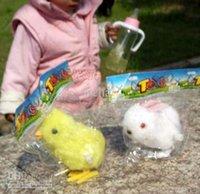 Wholesale Clockwork Chickens - Top quality Spring chicken, The chicks will go,clockwork toys, chicken go go go , baby toys 200pcs