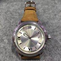 Wholesale Scratch Resistant Sapphire - Mens watches. With ETA-2824-2 automatic mechanical movement. Sapphire scratch resistant glass. Italy leather strap