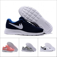 Wholesale 2017 Tanjun Hot Sale London Olympic Running Shoes Men Women ColorS Sports Discount Sneakers US