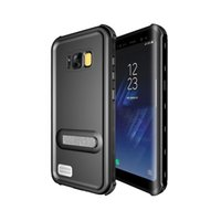 caja impermeable del redpepper para la galaxia de samsung al por mayor-Redpepper impermeable cubierta de la caja del salto de la natación a prueba de golpes Shell resistente a la nieve para Samsung Galaxy S7 Edge S8 Plus iPhone 5S 5C 6 6S 7 Plus