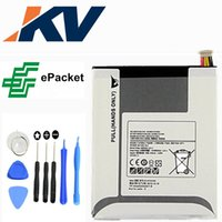 Wholesale building repairs - Genuine New For Samsung Tab A 8.0 T350 Battery Replacement with free epacket and repair tool kit