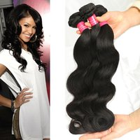 Wholesale best human hair weave - Wholesale8A Malaysian Body Wave Virgin Hair Extension Unprocessed Wet And Wavy Human Hair Weave Best Quality Virgin Body Wave Malaysian Hair