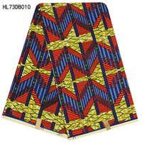 Wholesale African Dresses For Sale - wholesale and retail Hollandies wax fabric,Ankara hot sale African wax fabric for dress,Good quality real wax 6 yards