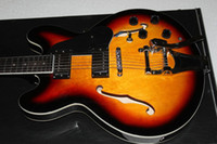 Wholesale G Guitars 335 - 2011 G Custom 335 NEW USA KING LUCILLEVIBRATO ELECTRIC GUITAR in stock 1