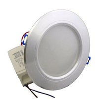 Wholesale Days Ceiling - 10W Power LED Downlight Lamp Ceiling Bulbs Day Warm Cool White White Light Dimmable Led Fixture Downlights