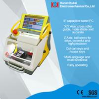 Wholesale Machine Code Keys - SEC-E9 key code machine automatic key machine with free shipping and update