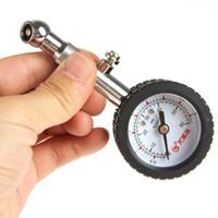 Wholesale Vehicle Unit - UNIT YD-6025 Accurate Auto Car Tire Pressure Gauge Meter Automobile Tyre Air Pressure Dial Meter Vehicle Tester 0-60 psi CEC_760