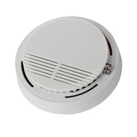feueralarmsysteme großhandel-Wireless Rauchmelder / Sensor für Wireless GSM Alarmanlage Feueralarm für Haussicherheit S160