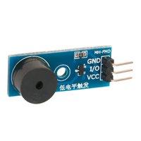 Wholesale Passive Buzzer - Wholesale- 2016 Newest Passive Buzzer Alarm Module 5V Buzzer Control Panel for Arduino AVR PIC Mega free shipping