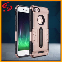 Wholesale New product shockproof Armor Case cover protector for iphone plus galaxy s7 s7 edge plus