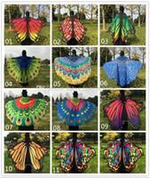 Wholesale Dot Tablecloth - 50pc Tapestry Boho Tablecloth Mandala Beach Towel Indian Bikini Wrap Butterfly Design Beach Shawl Cover Up Yoga Mat B57
